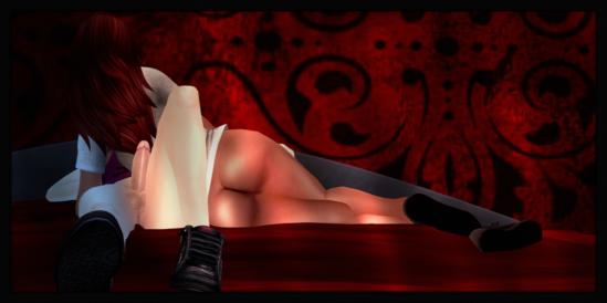 Dickgirl, Futa, Futanari, Second Life