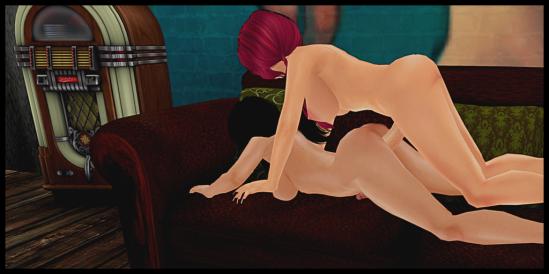 Sofa Humping - Dickgirls, Futa, Blacklist, Second Life