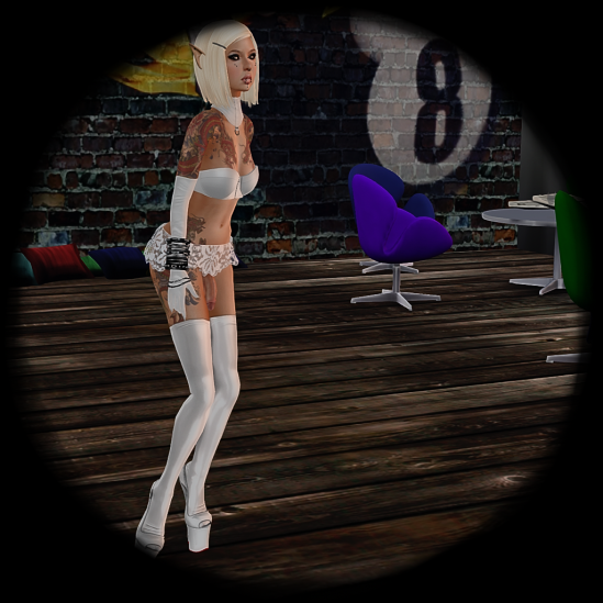 The Peephole - Dickgirls, Futa, Blacklist, Second Life