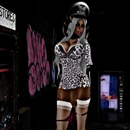 Looking Down- Dickgirls, Futa, Blacklist, Second Life