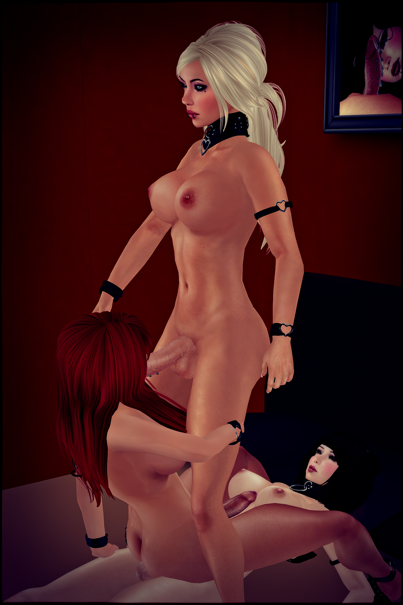 Second life shemale roleplay