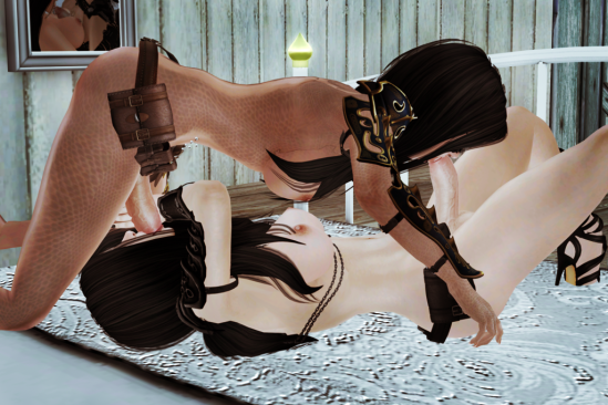 Warrior Dickprincess 69 - Dickgirls Art, Futanari, Blacklist, Second Life