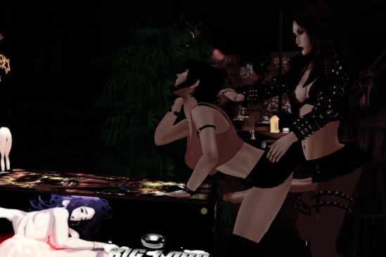 Pinball 2 - Dickgirls Art, Futanari, Blacklist, Second Life