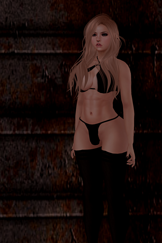 The metal wall - Dickgirls Art, Futanari, Blacklist, Second Life