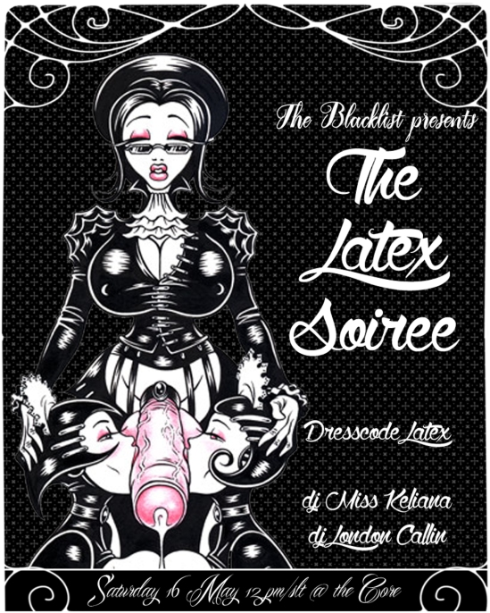 The Latex Soiree 1